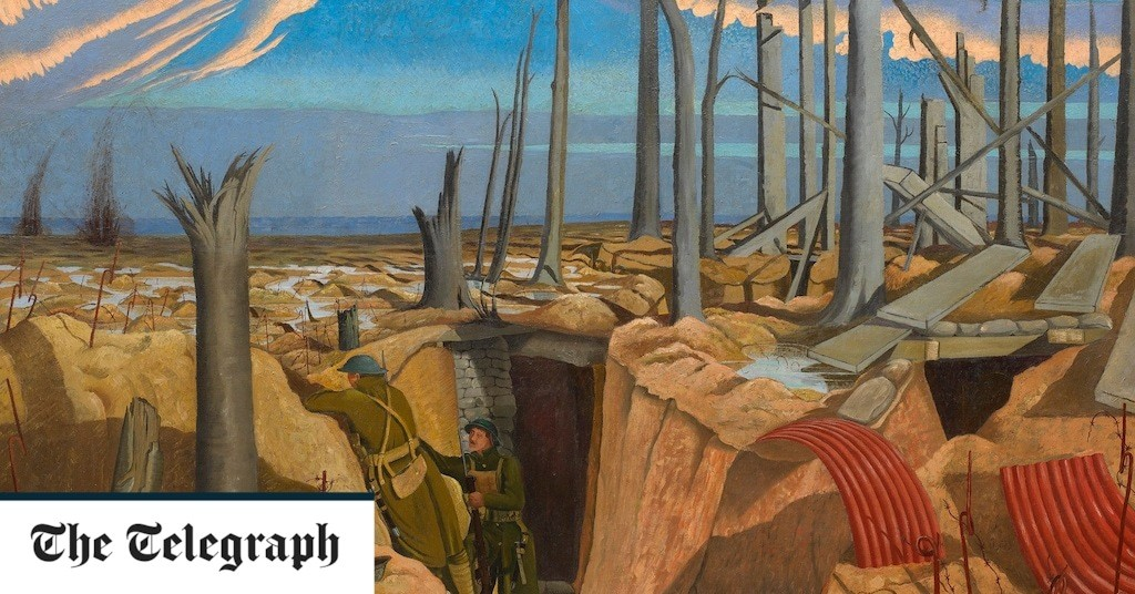 The forgotten Nash: how Paul overshadowed his painter brother John Nash