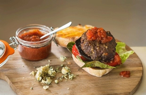 James Martin: how to make the ultimate burger
