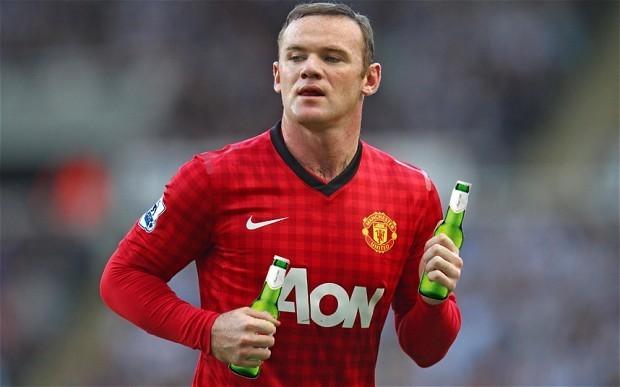 Wayne Rooney's phone password revealed as 'Stella Artois' in phone hacker Glenn Mulcaire's notebook