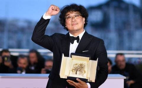 'While you're laughing, I want to hit you with a hidden blade' - Palme d'Or winner Bong Joon-Ho on social satire by stealth