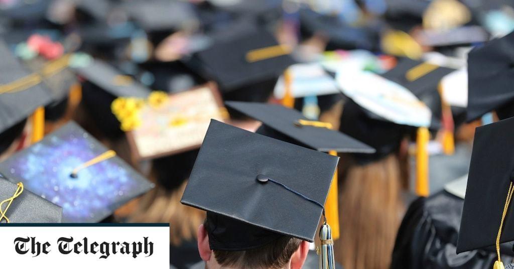 Graduates who post 'degree selfies' risk fuelling fraud, university watchdog warns