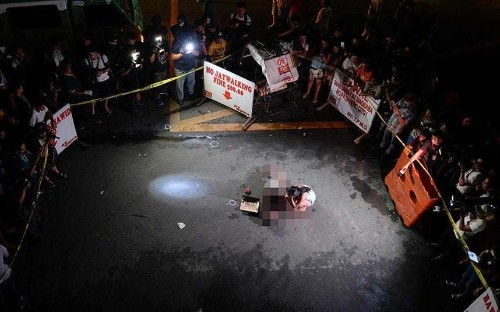 Rights groups call for UN to condemn Philippine president for sharp rise in drug killings