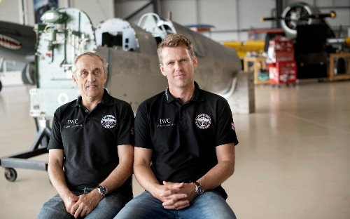 Around the world in a Silver Spitfire: meet the magnificent men flying a classic warplane to new heights