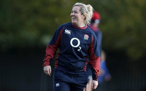 Marlie Packer exclusive interview: 'I don't know how much shelf life I've got left, but I want to be there to get that Rugby World Cup gold medal'