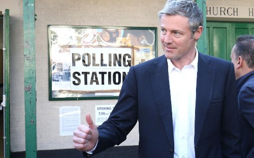 Barnet voting failures: Zac Goldsmith most likely to lose out from Tory borough blunders