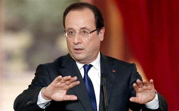 Europe can survive without Britain, says François Hollande