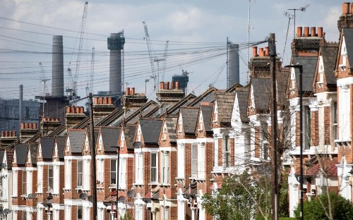 UK house price growth edges up in October, hitting three-month high