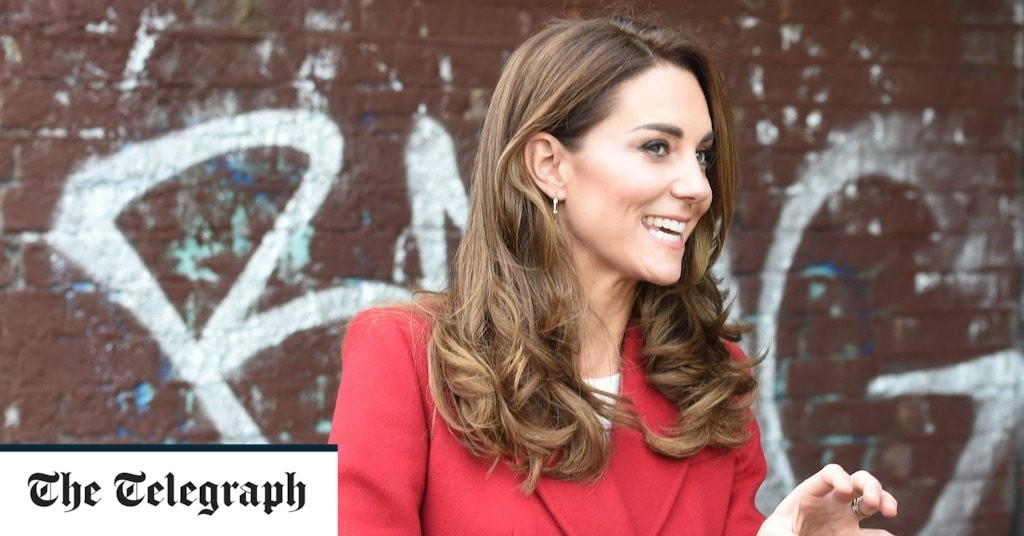 Duke and Duchess of Cambridge meet subjects of her Hold Still lockdown photography project