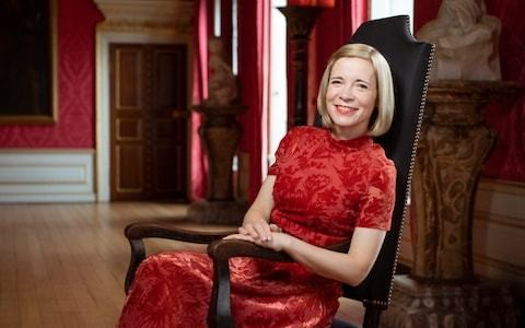 Lucy Worsley: 'My father said I would be cleaning toilets for a living if I studied History'