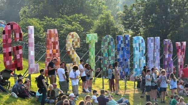 Glastonbury Festival - by numbers