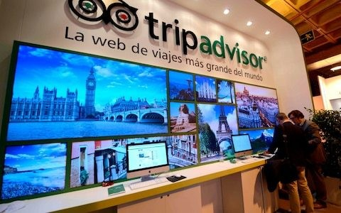 TripAdvisor accuses Facebook and Google of failing to stamp out fake reviews