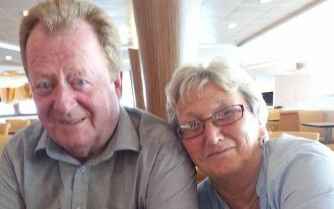 Pensioner couple accused of smuggling drugs insist they paid for cruises through 'hard work'