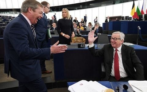 Make the most of Jean-Claude Juncker. You'll miss him when he is gone.
