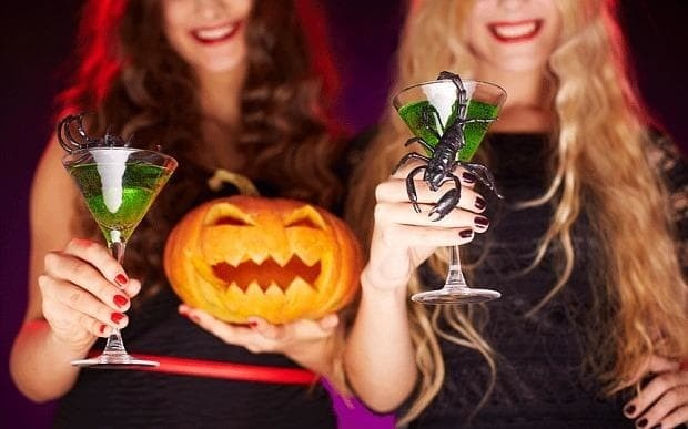 Halloween cocktail recipes: from classy hot toddies to fake eyes