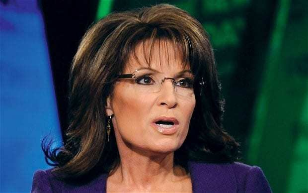 Sarah Palin: how the Republicans finally gave up on their bizarre former candidate