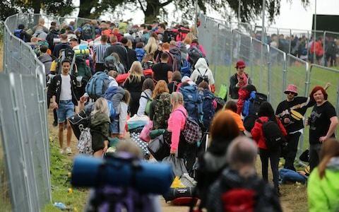 Teenage girl dies at Leeds Festival in suspected drugs overdose