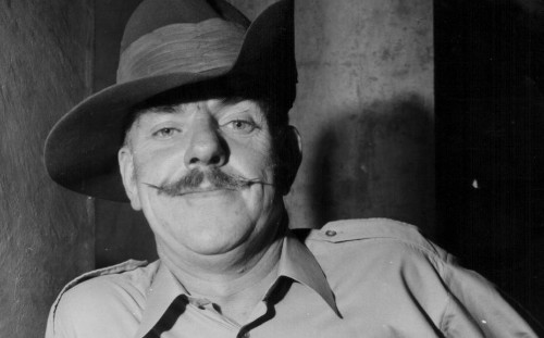 Windsor Davies tribute: with the larger-than-life actor's death, a little piece of my childhood has gone