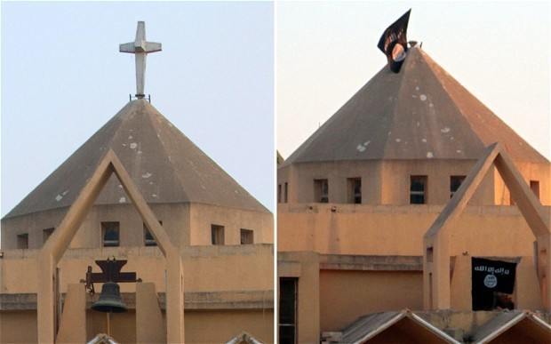 Militant Islamist group in Syria orders Christians to pay tax for their protection