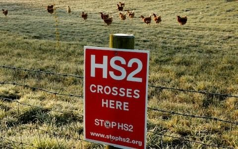 Government signals it could scrap HS2 as it launches review amid concern over spiralling costs