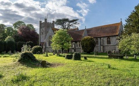 The Hampshire village where cricket was born