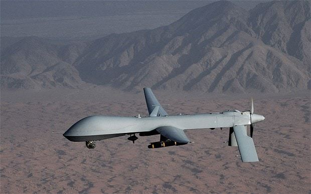 US speeds up drone and missile deliveries to Iraq