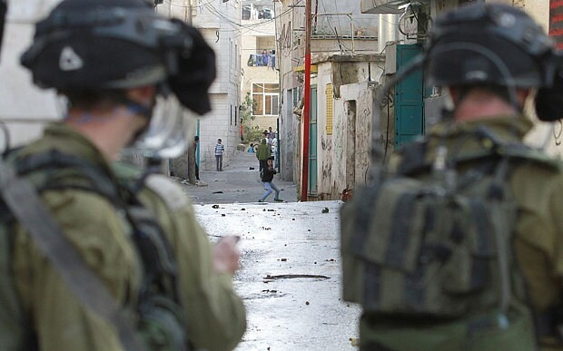 Israeli troops kill Palestinian teenager in West Bank clashes