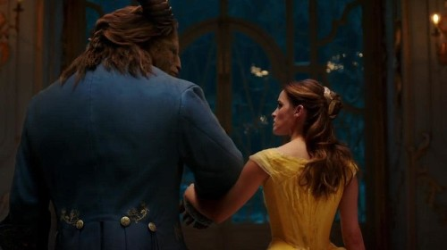 Disney's final Beauty and the Beast trailer soundtracked by Ariana Grande and John Legend