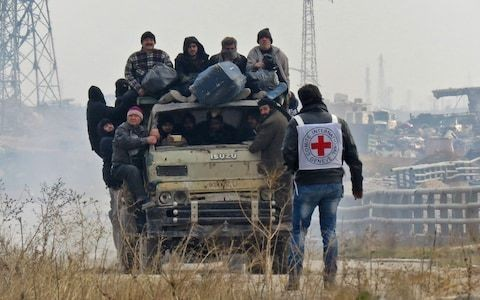 Emergency Security Council meeting called over Aleppo