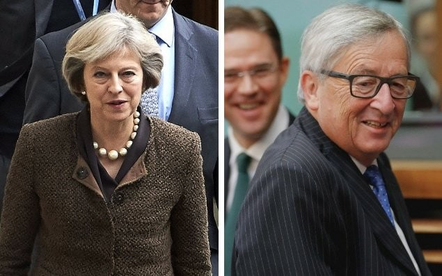 Britain may end up with the most 'extreme' version of Brexit because there may not be enough time to negotiate with Brussels, say ministers