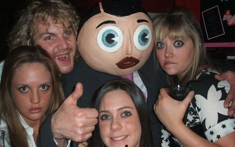 Growing up with Frank Sidebottom: Chris Sievey's family on the man behind the mask