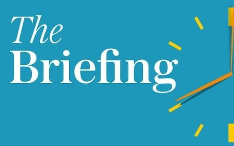 The Briefing: Sign up for two-minute audio news updates on WhatsApp, Apple, Spotify and Alexa twice a day