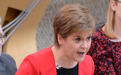 Internal rows mean SNP conference may not be the usual love-in for the leader