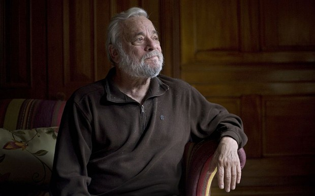 Stephen Sondheim, interview: 'I'm not pretentious, I'm a product of Broadway'
