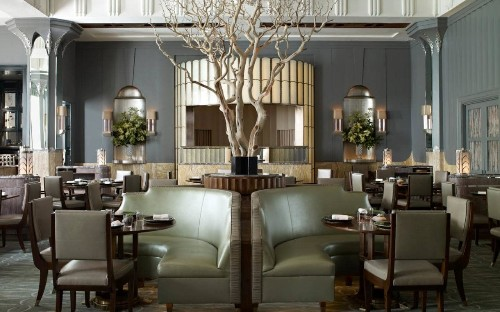 London hotels with Michelin-starred restaurants