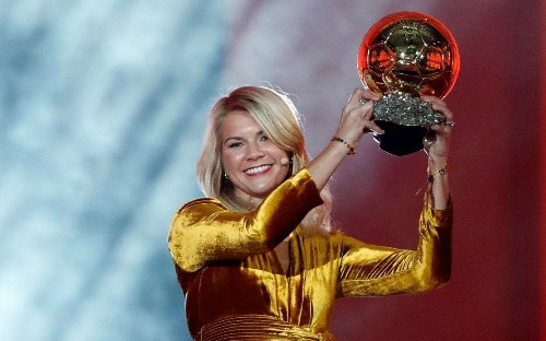 Lyon's Ada Hegerberg ruled out of remainder of season with ACL knee injury