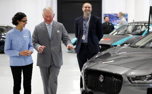 Prince Charles: 'We really do have to pull our fingers out now'