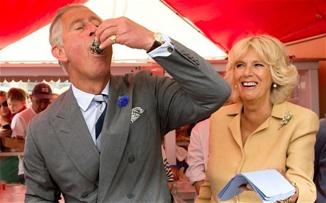 Prince Charles nicknames his grandson 'Georgie'