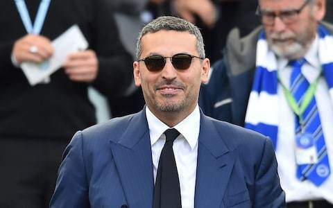 Manchester City chairman Khaldoon Al-Mubarak says criticism from La Liga chief over club's spending is 'hypocritical'
