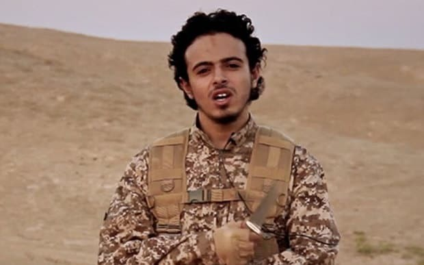 Isil releases new beheading video featuring Paris attackers
