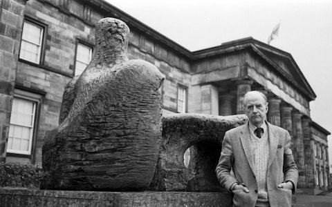 Douglas Hall, founding keeper of the Scottish National Gallery of Modern Art who had a great eye and an independent mind – obituary