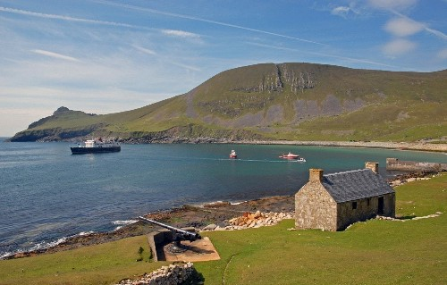 What's hot and happening in British Isles cruising