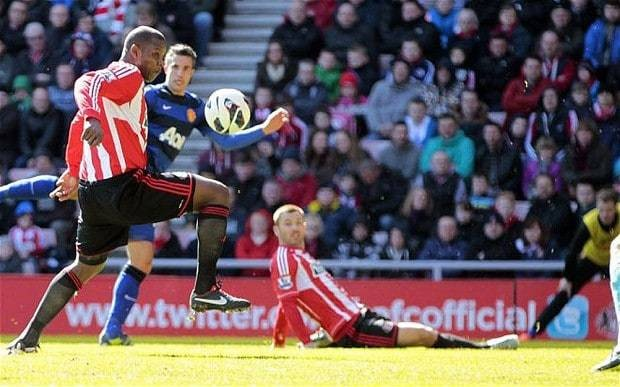 Sunderland 0 Manchester United 1: match report