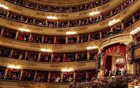 Italy's La Scala opera house rejects £13 million Saudi funding deal after human rights outcry