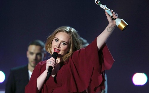 Brit Awards 2016: The winners and highlights from the ceremony, in pictures - Telegraph