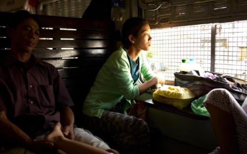 Vietnam by train – and the secret to eating rice with chopsticks