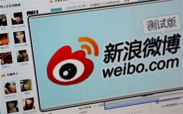 Weibo IPO could value 'Chinese Twitter' at $4bn