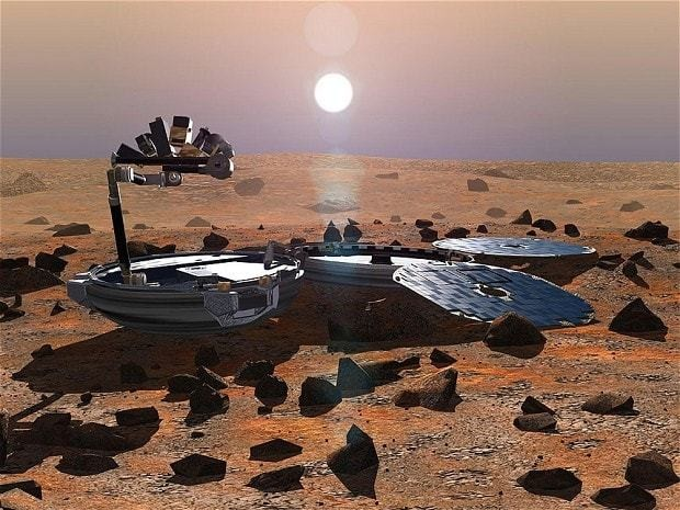 Has vanishing spacecraft Beagle 2 finally been found?