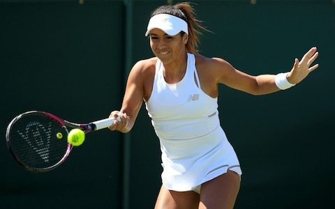 Heather Watson: Tokyo are my No 1 goal – that's all I want to focus on in 2020