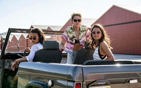 Charlie's Angels review: women take the hot seat in punky, criminally enjoyable reboot