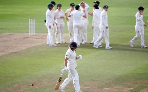 England women fade horribly to leave Australia on verge of reclaiming Ashes